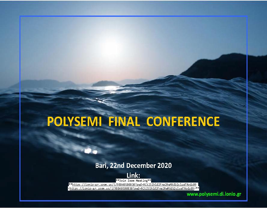 Τελικό Συνέδριο Έργου POLYSEMI