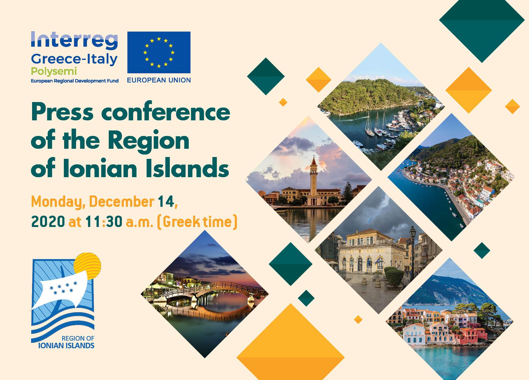 Conferenza Stampa Online